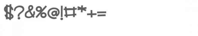 pn homework bold Font OTHER CHARS