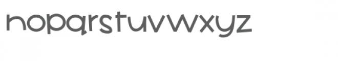 pn homework bold Font LOWERCASE