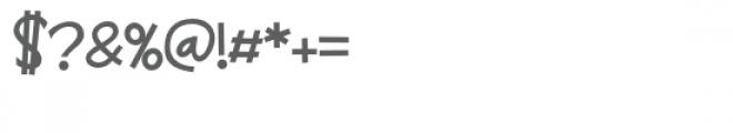 pn jack sans bold Font OTHER CHARS