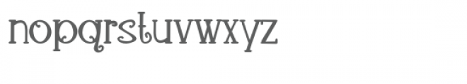 pn loquacious complete bold Font LOWERCASE
