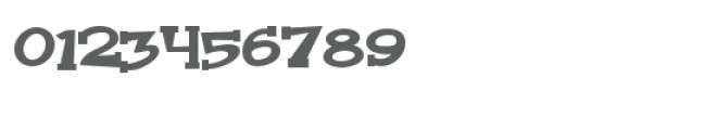 pn nickel rigatoni serif Font OTHER CHARS