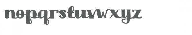 pn pumpernickel script wide Font LOWERCASE