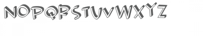 pn rosie robot rigid Font LOWERCASE