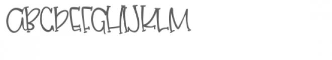 pn south carolina serif Font UPPERCASE