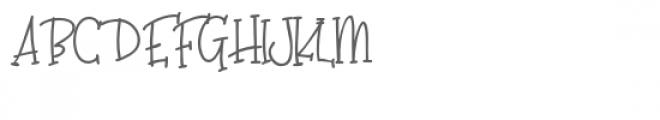 pn tastytime Font UPPERCASE