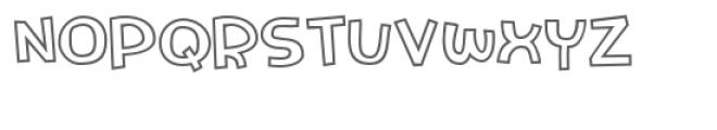 pn workshop pop Font UPPERCASE