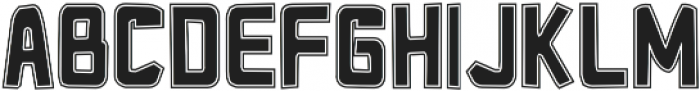 Pocket Knife Marquee otf (400) Font LOWERCASE