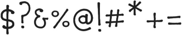 Pocket Serif Px otf (400) Font OTHER CHARS