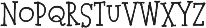 Pocket Serif Px otf (400) Font UPPERCASE