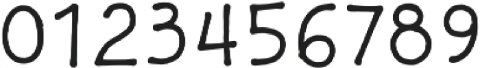 Pocket Swash otf (400) Font OTHER CHARS