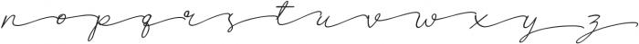 Poems & Pens Alternate Bold Ita otf (700) Font UPPERCASE