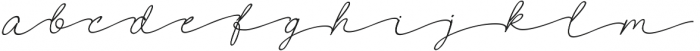 Poems & Pens Alternate Bold Ita otf (700) Font LOWERCASE