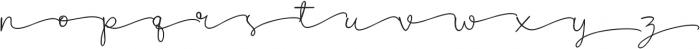 Poems & Pens Alternate Bold otf (700) Font UPPERCASE