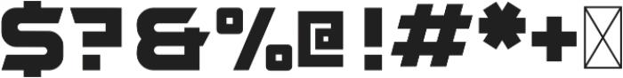 Poggers Regular otf (400) Font OTHER CHARS