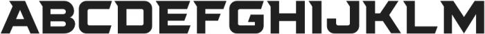 Poggers Regular otf (400) Font UPPERCASE