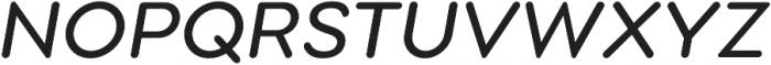 Point Soft otf (400) Font UPPERCASE
