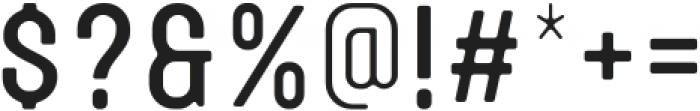 PolandsCaps-Rounded otf (400) Font OTHER CHARS