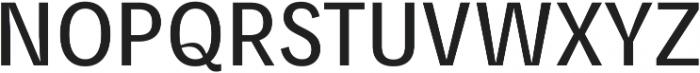 Polarity Medium ttf (500) Font UPPERCASE