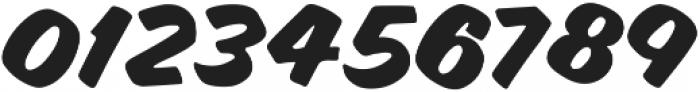 Polaroid  ttf (400) Font OTHER CHARS