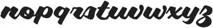 Polaroid  ttf (400) Font LOWERCASE