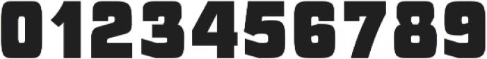 Polyflec Black otf (900) Font OTHER CHARS