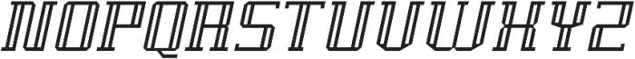 Pontem otf (300) Font UPPERCASE