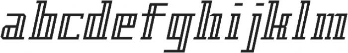 Pontem otf (300) Font LOWERCASE