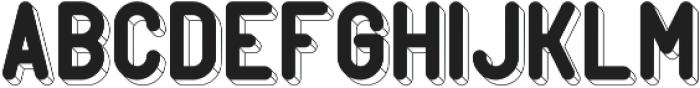 PopArt Wire2 otf (400) Font UPPERCASE