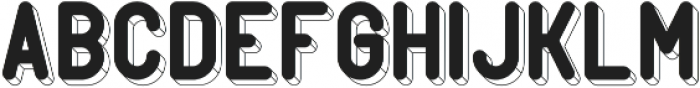 PopArt Wire2 otf (400) Font LOWERCASE