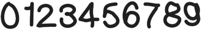 Poppet ttf (400) Font OTHER CHARS