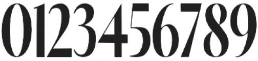 Poppy Regular otf (400) Font OTHER CHARS