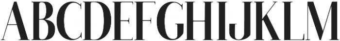 Poppy Regular ttf (400) Font LOWERCASE