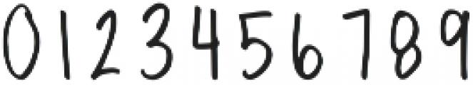 Poppycock PF ttf (400) Font OTHER CHARS