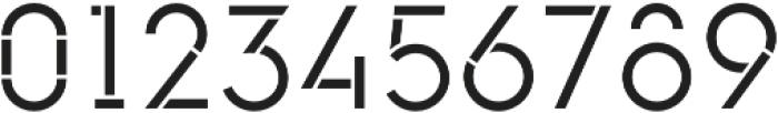 Popsky Regular otf (400) Font OTHER CHARS