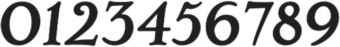 Porchlight SemiBold Italic otf (300) Font OTHER CHARS