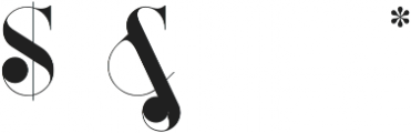 Port Vintage Medium Decorated otf (500) Font OTHER CHARS