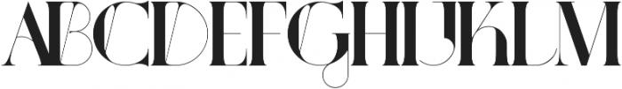 Port Vintage Regular Medium otf (500) Font LOWERCASE
