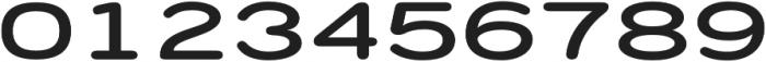 Porter FT Round SemiBold otf (600) Font OTHER CHARS