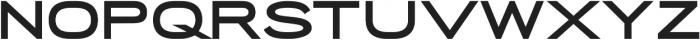 Porter Sans Bold otf (700) Font LOWERCASE