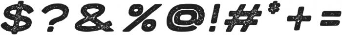 Porter Sans Ink otf (400) Font OTHER CHARS