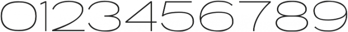 Porter Sans Light otf (300) Font OTHER CHARS