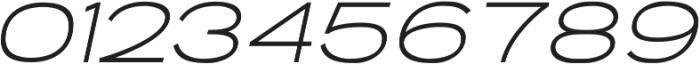 Porter Sans Medium Oblique otf (500) Font OTHER CHARS
