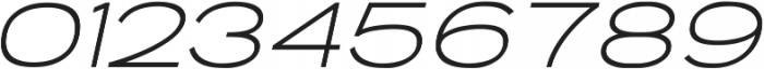 Porter Sans Medium Oblique ttf (500) Font OTHER CHARS