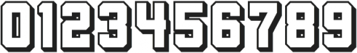 Porterhaus Shadow ttf (400) Font OTHER CHARS