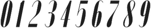 Portia Oblique otf (400) Font OTHER CHARS