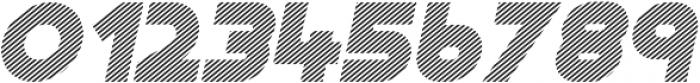 Portico Diagonal Oblique otf (400) Font OTHER CHARS