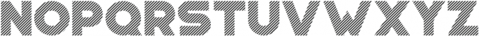 Portico Diagonal otf (400) Font UPPERCASE