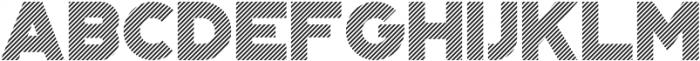 Portico Diagonal otf (400) Font LOWERCASE