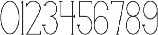 Portland Serif Regular otf (400) Font OTHER CHARS