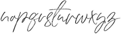 Porto Bianco otf (400) Font LOWERCASE